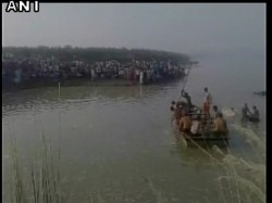 Feared Dead As Boat Capsizes Yamuna Baghpat Up