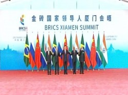 Brics Summit Begins At Xiamen