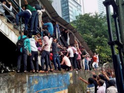 Previously Several Tweets Had Warned About The Mumbai Elphinstone Bridge