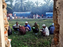 Bangladesh Administration Is Trying Keep Rohingyas Within Two Thousand Acre Plot