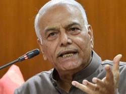 Jaitley Made Personal Attack Slams Yashwant Sinha