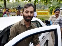 Top Kashmiri Separatist Leader Yasin Malik Arrested Nia Srinagar