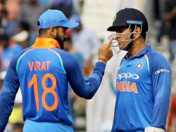 Fromer Indian Player Wishes Kohli Should Sack Dhoni As India Team S Wicketkeeper