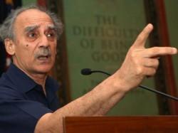 After Yashwant Sinha Arun Shourie Questions Economic Slowdown