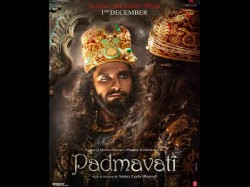 Ranveer Singh S Fierce Look As Alauddin Khilji Padmavati Posters Will Give You The Chills