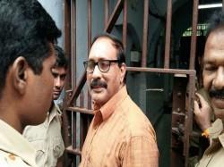 Police Arrest Bankura Cpm Leader Manoranjan Patra Alleged Involvement Tmc Worker Murder