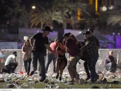 Shootout At Las Vegas Leaves 50 Dead Several Injured
