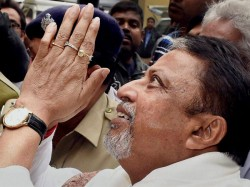 Mukul Roy Will Put His Resignation On Wednesday The Vice President