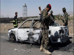 Suicide Attack On Police Training Center Claims 32 Lives Afghanistan