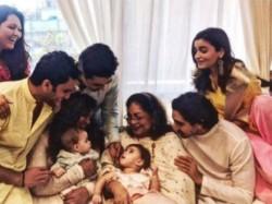 Before Karan Johar Alia Bhatt Introduces His Children Yash And Roohi