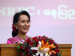 Oxford College Drop Suu Kyi Name From Common Room