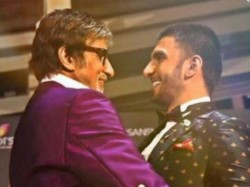 Celebs Wishes Amitabh Bachchan On Social Media Ranveer Snatches The Limelight