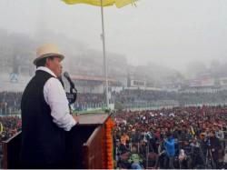 Gjm Leader Bimal Gurung Plans Enter Darjeeling Before Oct
