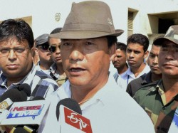 Gjm Supremo Bimal Gurung Asks Cbi Enquiry On Si Amitava Mullick Murder