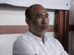 Manipur Cm Questions About Ground Staff Checking Luggages