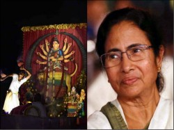 Durga Grand Carnival Is Organized At Red Road Initiative Mamata Banerjee