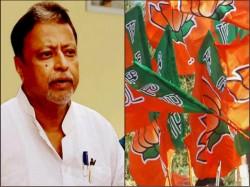 Mukul Roy Joins Bjp Coming Weeks After Leaving Tmc