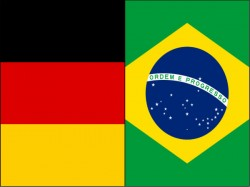 Brazil Germany Meeting Each Other Sunday