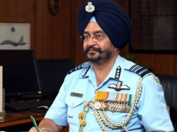 Iaf Can Hit Pak Nuclear Sites Anytime Says Iaf Chief Bs Dhanoa