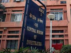 Cbi Raided The House Customs Commissioner S House Kolkata