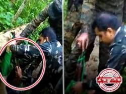 Exclusive Video Footage Police Raid Darjeeling Capture Bimal Gurung On Friday S Wee Hours