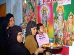 Deoband Fatwa Slams Muslim Women Diwali Aarti Varanasi