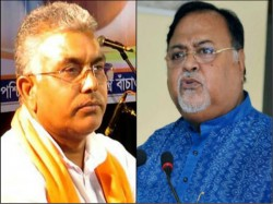 Again Dilip Ghosh Gives Liability Mamata Banerjee Si S Murder