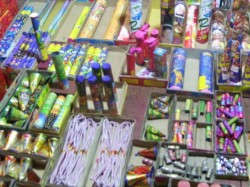 Demonetisation Gst Themed Firecrackers Big Hit This Diwali In Up