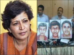 Sit Releases Sketch Two Suspects Gauri Lankesh Murder Case