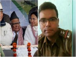 Bimal Gurung Faction The Gorkha Janmukti Morcha Has Questioned The Police Operation Darjeeling