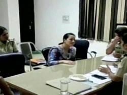 Honeypreet Insan Questioned Till 3 Am At Panchkula Police Station