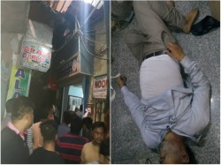 Jewellery Trader Murdered His Shop At Jakaria Street Kolkata