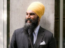 Jagmeet Singh Has Been Elected Leader The New Democratic Party Canada