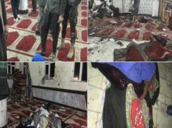 Suicide Bomber Kills At Least 65 At 2 Mosques Afghanistan