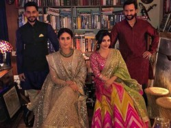 Bollywood Celebrates Diwali With Party Style