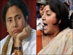 Locket Chatterjee Sujan Chakraborty Criticize Mamata Banerjee In Dengue Issue
