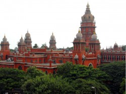 Madras Hc Bars Use Photos Living Persons On Banners Hoarding