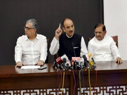 Opposition Show Unity Against Center Over Demonetization Anniversary