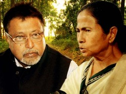 Mukul Roy Gives Clean Chit Mamata Banerjee Sarda Case
