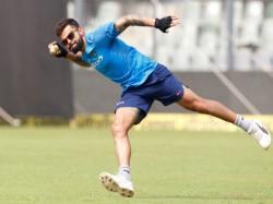 Virat Kohli Is Ready Face New Zealand But Fear Factor Will B