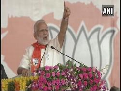 Its Development Versus Dynasty Gujrat Election Says Modi