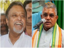 Bjp State President Dilip Ghosh Gives Message Over His Security