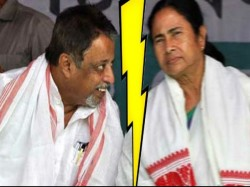 Mukul Roy Alleges There Was Relation Between Mamata Banerjee Vhp Rss Before