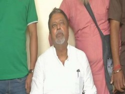Bjp Leaders Create Confusion With Mukul Roy