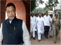 Mukul Roy Praises Subhendu Adhikari S Name Different Movements West Bengal