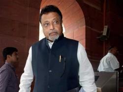 Mukul Roy Got Invitation On Bjp Leader Rahul Sinha S Birthday