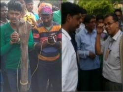 Aamra Akranta Apdr Stand Nandigram Victim Family
