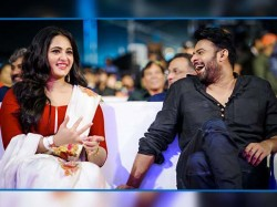 Tweet Claims Bahubali Prabhas Devsena Anushka Shetty Are Going To Engage In The Later Of This Year