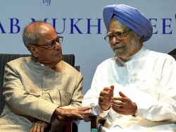 Manmohan Singh Expresses Gratitude Pranab Mukherjee