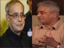 Pranab Mukherjee Scolds Rajdeep Sardesai Interrupting